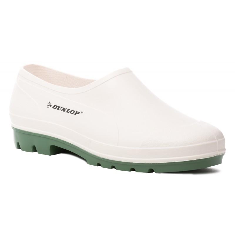 Chaussure pvc blanche Dunlop isolante du froid