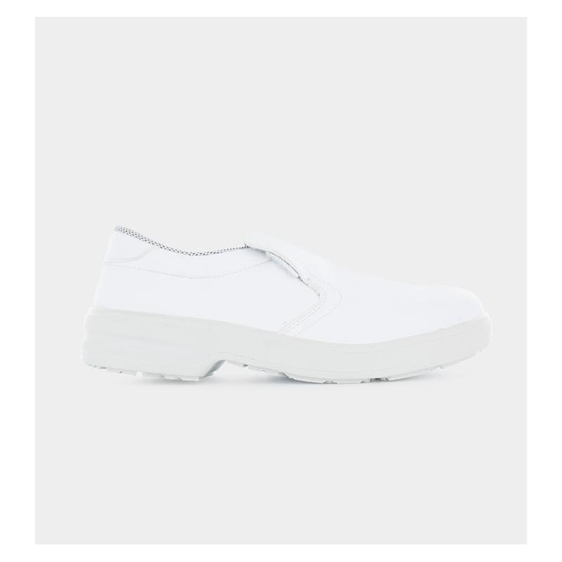 """Chaussures de Sécurité """"Spécial Agroalimentaire et Restauration"""" TED Blanc - Nordways"""