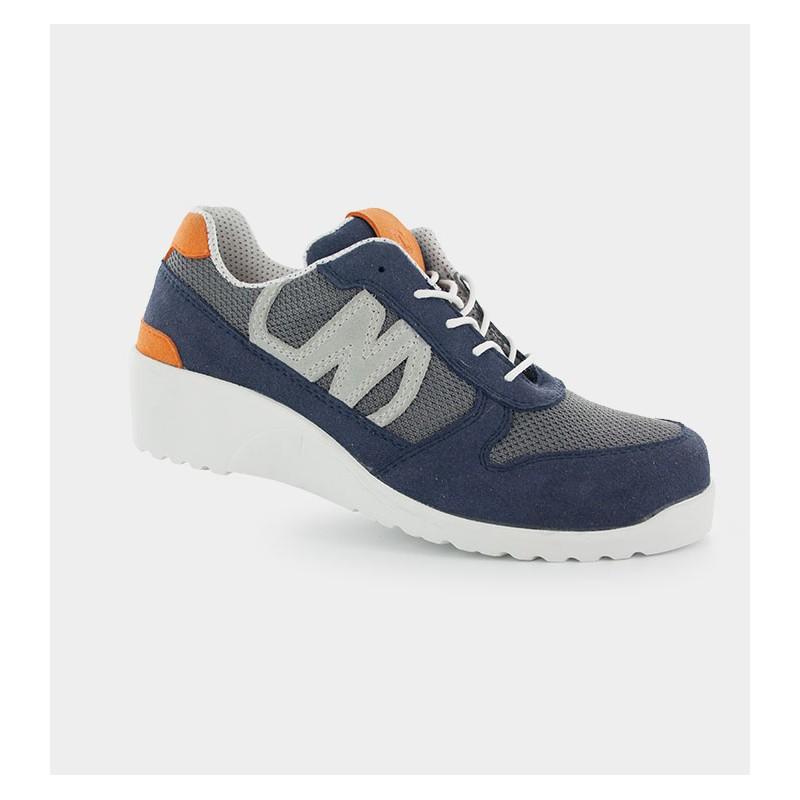 Chaussures de Sécurité bi-couleur LAURIE - Nordways