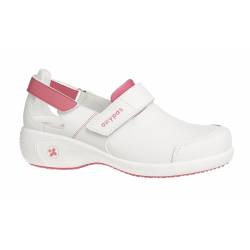 Chaussures médicales rose Salma - OXYPAS