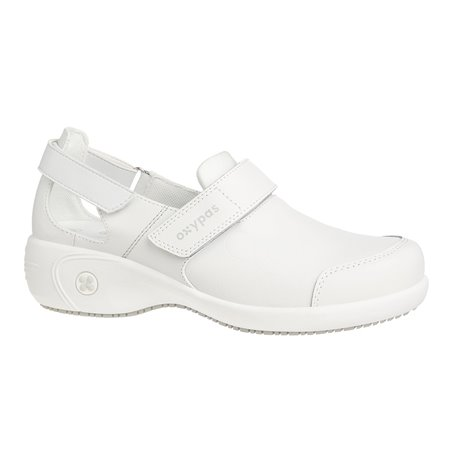 Chaussures médicales blanc Salma - OXYPAS
