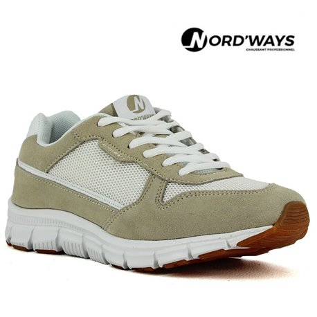 Baskets de Sécurité RUN LITE beige - Nordways