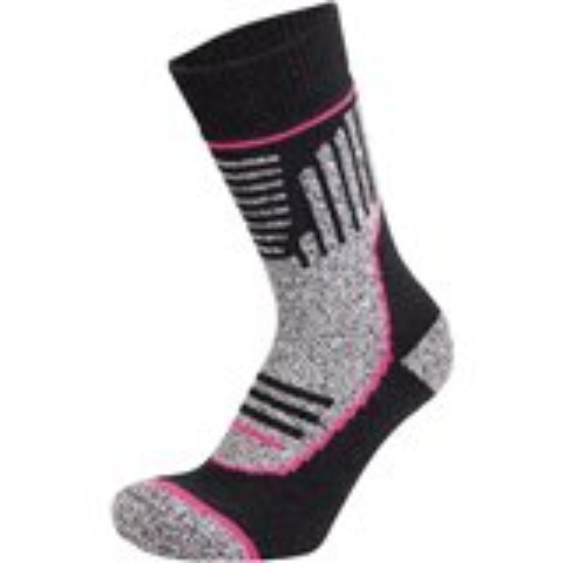 Lot de 2 paires de chaussettes de travail pour femme