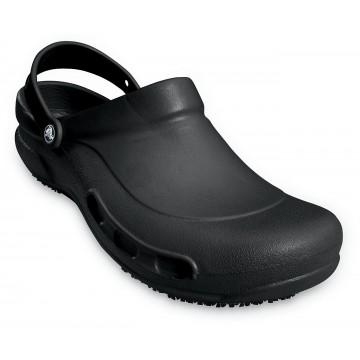 Sabots Crocs Bistro noir