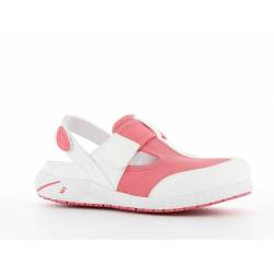 Sabot médical souple Aliza fuchsia - Safety Jogger