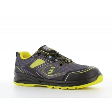 Chaussure de sécurité Cador jaune - Safety Jogger